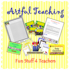 Fun Stuff 4 Teachers, Artful Teaching