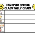 Fun Tally Charts