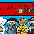 Fun With Community Helpers