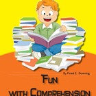 Fun With Comprehension