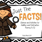 Fun With Fluency {Activities for Common Core Facts to 5}