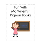 Fun With Mo Willems&#039; Pigeon Books Character Study