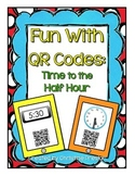Fun With QR Codes: Time to the Half Hour