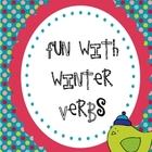 Fun With Winter Verbs