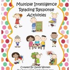 Fun and Engaging Multiple Intelligence Common Core Reading