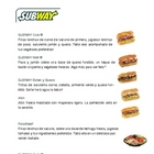 Fun fast food restaurant activities in Spanish.