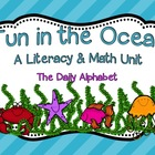 Fun in the Ocean: A Literacy and Math Unit