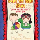 Fun in the Sun: End of the Year Unit