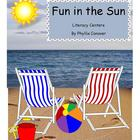 Fun in the Sun Literacy Centers for the Young