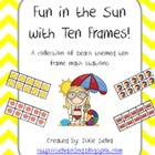 Fun in the Sun with Ten Frames!