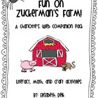 Fun on Zuckerman&#039;s Farm! {A Charlotte&#039;s Web Companion Pack}