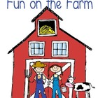 Fun on the Farm Thematic Unit Activities