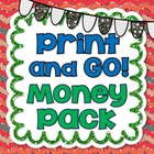 Print n' Go Money Pack - Common Core Aligned!