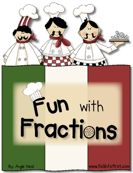 Fun with Fractions - A Pizza Themed Unit