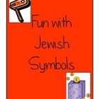 Fun with Jewish Symbols - holiday