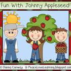 Fun with Johnny Appleseed