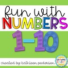 Fun with Numbers! 1-10