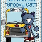 Fun with a Groovy Cat...freebie
