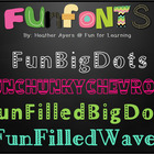 FunFonts! {Free for Personal & Classroom Use}