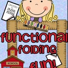 Functional Folding Fun! Elementary Paper Folding Flap Books!