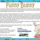 Funny Bunny Nonsense Word Decoding