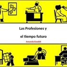 Future Tense Practice with Professions.