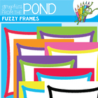 Fuzzy Frames - Graphics for Commercial and Classroom Use