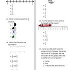 GA Common Core Math Unit 6 Assessment