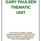 GARY PAULSEN THEMATIC UNIT
