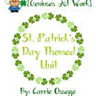 G.A.W. St. Patrick's Day Unit