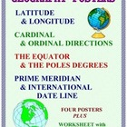 GEOGRAPHY POSTERS:  Latitude & Longitude, Equator & the Poles