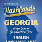 GHSGT Georgia Language Arts Flashcards