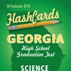 GHSGT Georgia Science Flashcards