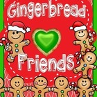 GINGERBREAD FRIENDS: I'm a Little Cookie! (MEGA-UNIT w/ CO