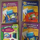 GRADE 5 Math Language Pack 4 books for one bid!