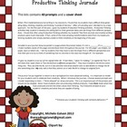 GT - Productive Thinking Journal
