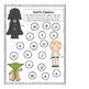 Galaxy Far Far Away Math Unit