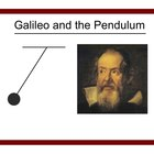 Galileo and the Pendulum (Smartboard)