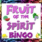 Game: Fruit of the Spirit bingo
