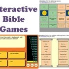 Game: Interactive Bible games
