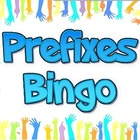 Game: Prefixes bingo (38 cards & 123 clues)