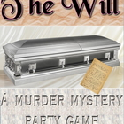 Game: The Will Murder Mystery party/script & lesson plans
