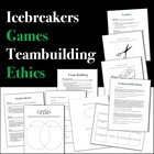 Games, Teambuilding Activities, Ethical Questions, & Getti