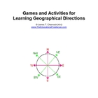 Games and Activities for Learning Geographical Directions