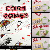Games to Play With a Deck of Cards