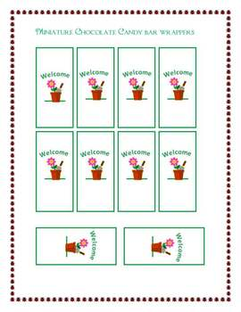 Garden Classroom Theme Packet - Back to School