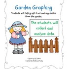 Garden Graphing FREEBIE