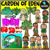 Garden Of Eden Clip Art Bundle