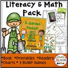 Garden Time! 1-2, A Garden For You Shared Reading Book{CCSS}