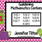 Gardening Mathematics Centers-Common Core